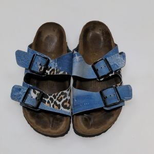 Papillio Blue Sandals Size 37